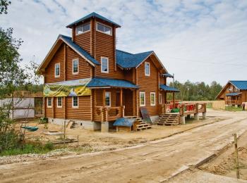 Коттеджный поселок Высокий берег